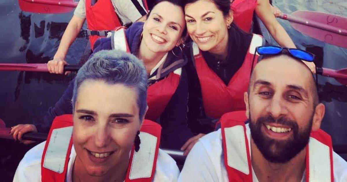 C6 SILOKU insieme sulla stessa barca-Cristina Ghezzi