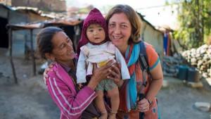 In Nepal c'è una Onlus Italiana attiva nell'aiutare la popolazione locale. Si chiama Apeiron Onlus. Abbiamo intervistato Barbara Monachesi, referente locale.