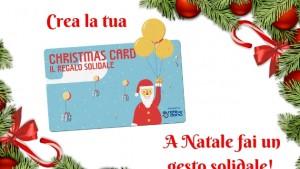 Natale solidale: dalle Card al concorso per le Onp-