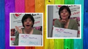 Giorgia Buselli, fundraiser, correrà la Maratona di San Francisco per la LILT