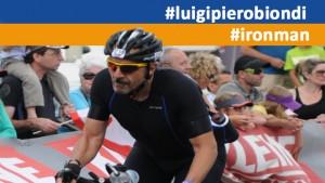 Luigi Piero Biondi ha unito la sua sfida sportiva a una solidale di raccolta fondi