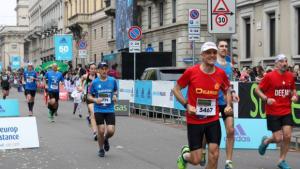 Milano corre contro il cancro, la maratona di Airc-