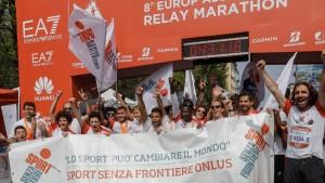Maratone Roma e Milano: oltre 500mila euro per le non profit-