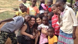 Le passioni di Stefania motore della sua raccolta fondi -