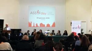Luciano Zanin, presidente dell'Asssociazione Italiana Fundraiser, all'Assif day dedicato al mercato del lavoro nel fundraising