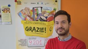 """Carlo Leoni, social media Manager di Banco Alimentare Onlus, racconta la campagna di crowdfunfing """"dona uno scatolone"""""""