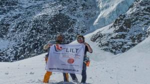 Giovanni e Luca scaleranno i Seven Summit per la LILT