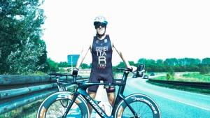 Raffaele Gerbi, sport e solidarietà per reagire al dolore-