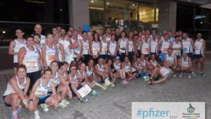 Pfizer Running TEAM