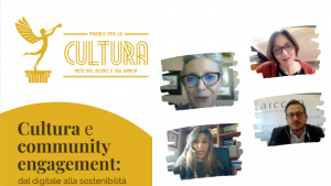 Cultura e community engagement-