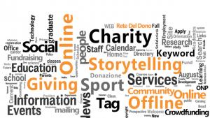Community, Storytelling, Online Giving: le parole chiave di Rete del Dono per il 2015