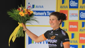Elisa Longo Borghini, campionessa per una buona causa-