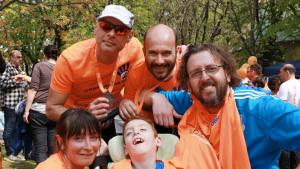 Maratone solidali: è l'entusiasmo che spinge i runner-