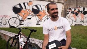 In bici contro il cancro: Marco vince la Rdd Challenge-