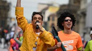 Da Milano a Roma nelle maratone vince la solidarietà-