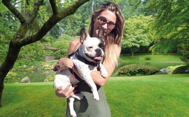 """Giorgia Radetich racconta la sua esperienza di personal fundraiser per """"Una cuccia per la vita"""""""