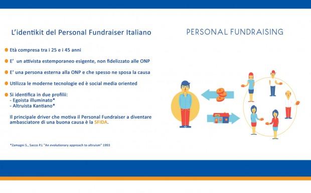 La ricerca dell'Università Bocconi e di Rete del Dono illustrano le caratteristiche del personal fundraiser