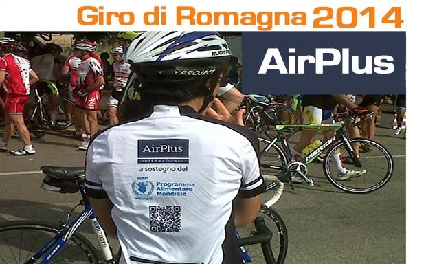 Airplus lega la propria iniziativa di solidarietà al Giro di Romagna