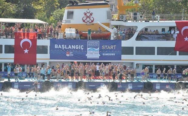 A nuoto dal Bosforo ai Navigli per i bambini senza famiglia-