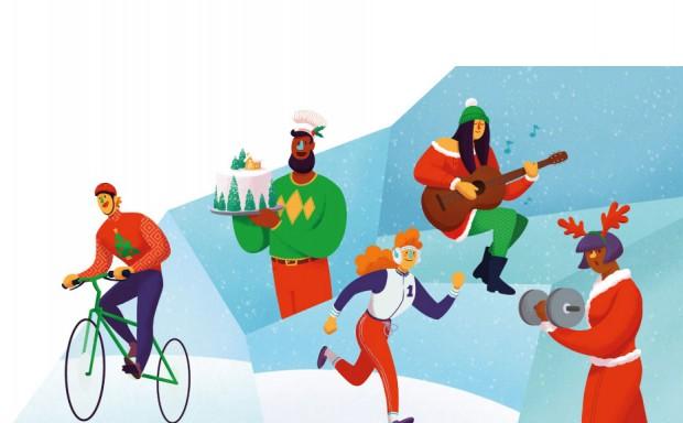 Natale 2020: la solidarietà viaggia sul digitale -