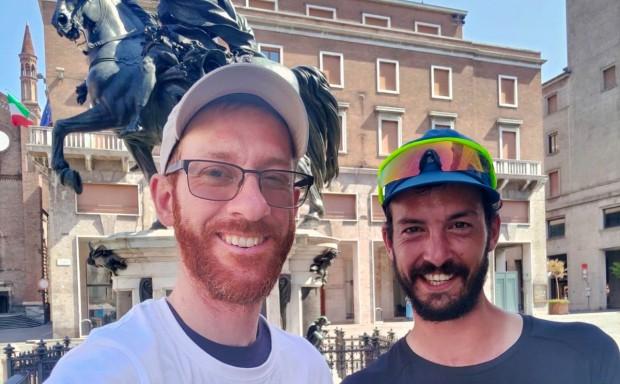 Via Francigena: cammino, incontro e solidarietà-