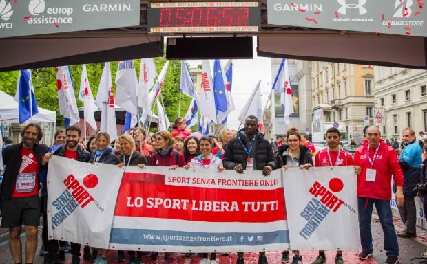 10 anni di Rete del Dono, 10 anni di Sport Senza Frontiere-