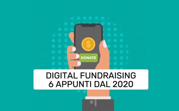 Digital fundraising anno 2020: il punto di non ritorno-