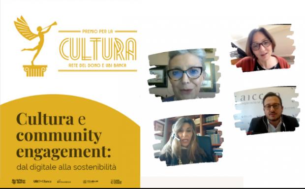 Cultura e community engagement-