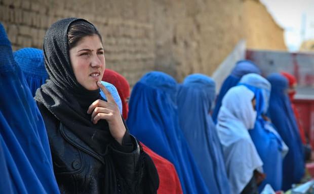 Afghanistan, crowdfunding Fondazione Mediolanum per Unhcr-Francesca Gervasoni