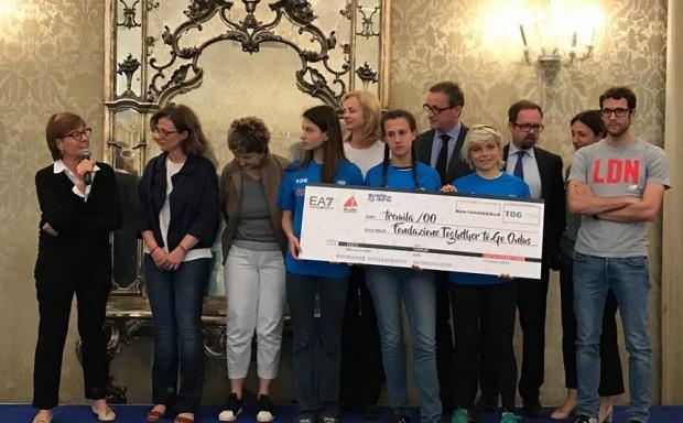 Milano Marathon, i vincitori dei premi per i runner solidali-